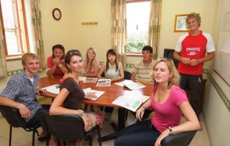 Sprachcaffe Malta Eğitimi