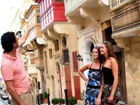 Sprachcaffe Malta Şehir Gezisi