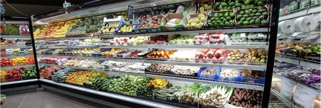 malta gida marketi donmuş ve taze gıdalar ile doludur. Malta yaşam masrafları doğru market ile düşer.