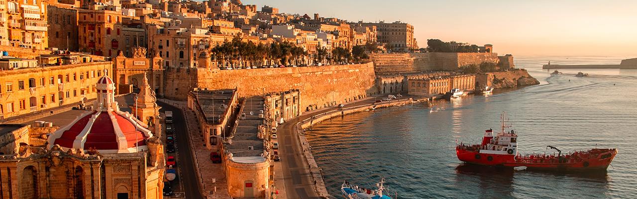 Malta dil okulları için uygun fiyatlı kampanyalı fiyatlar