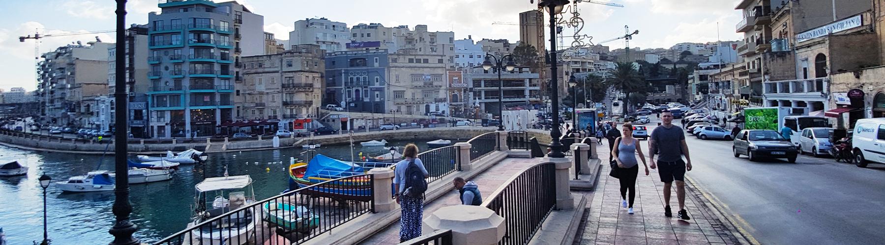 Malta'da yaşam ve eğitim iç içedir. Dil Okulları tüm sosyal alanlara yayılmıştır.